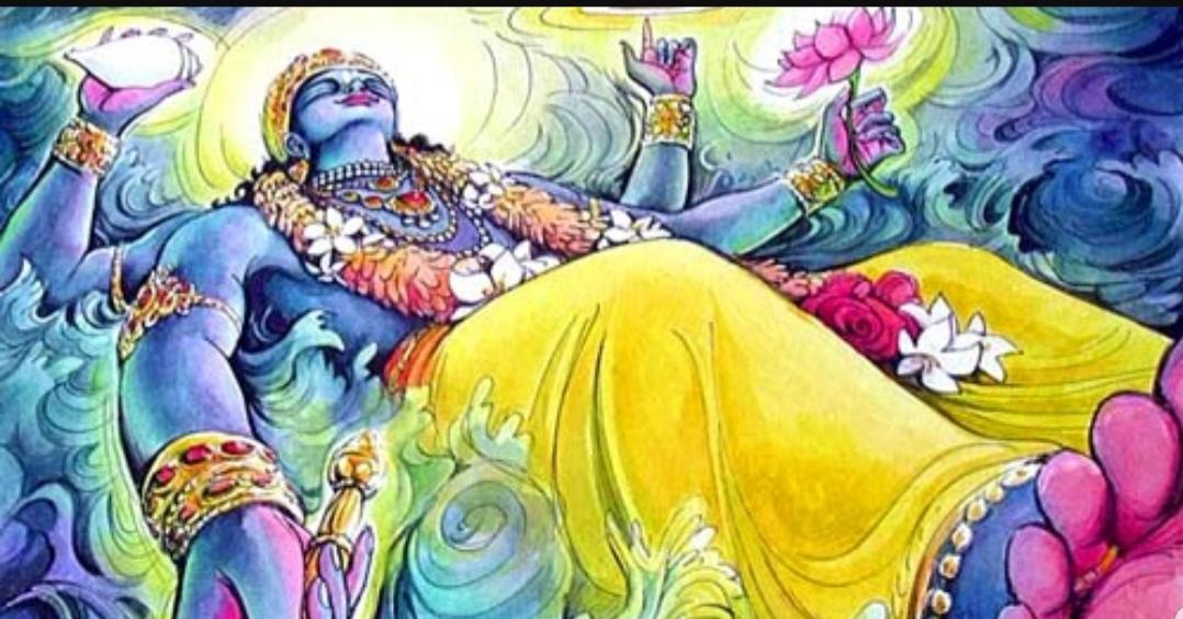 Vishnu Sahasranama- Dhyana Shloka | divine swan